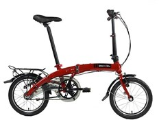 Dahon Curve I3 16w 2018 - Folding Bike