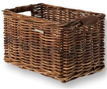Product image for Basil Dorset Rattan Bike Basket