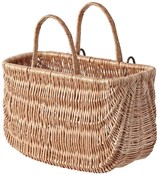 Basil Swing Wicker Bike Basket