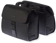 Product image for Basil Noir Double Pannier Bag