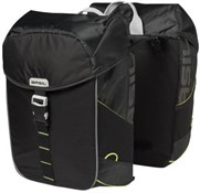 Product image for Basil Miles Double Pannier Bag
