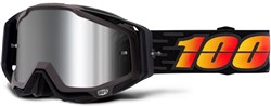 Product image for 100% Racecraft Plus Injected Mirror Lens MTB Goggles