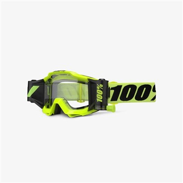 100% Accuri Forecast Mud Goggles with 45mm Film System