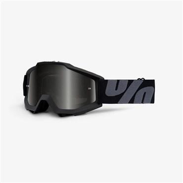 100% Accuri UTV/ATV Dark Smoke Lens MTB Goggles