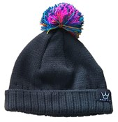 Peatys Subtle Rainbow Bobble Hat