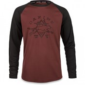 Product image for Dakine Dropout Long Sleeve Cycling Jersey