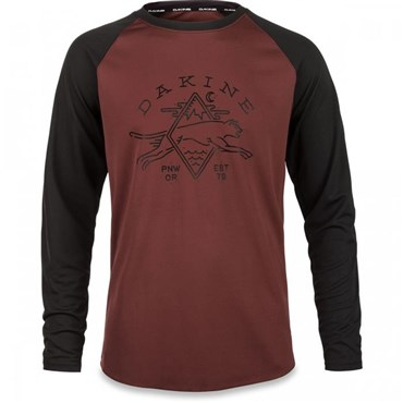 Dakine Dropout Long Sleeve Cycling Jersey