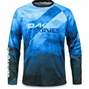 Product image for Dakine Thrillium Long Sleeve Cycling Jersey