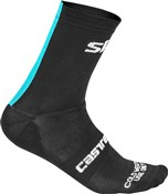 Product image for Castelli Team Sky Cold Weather 13cm Sock