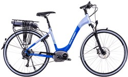 Product image for Raleigh Motus 10 Speed Womens - Nearly New - 46cm - 2018 Electric Bike