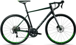 Cube Attain SL Disc - Nearly New - 58cm - 2016 Road Bike