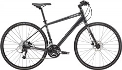 Cannondale Quick 5 Disc - Nearly New - L - 2018 Hybrid Bike