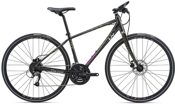 Liv Thrive 2 Disc Womens - Nearly New - M - 2018 Road Bike