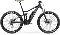 Merida eONE-Twenty 500 MTB Full Suspension - Nearly New - M - 2017 Electric Bike