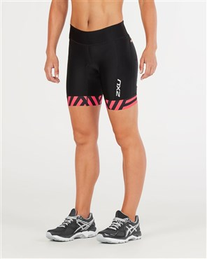 "2XU Perform Womens Tri 7"" Shorts"