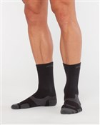 Product image for 2XU Vectr Merino Crew Socks