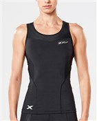 Product image for 2XU Womens Compression Tank Top