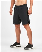 "Product image for 2XU Training 2 in 1 Compression 9"" Shorts"