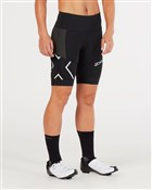 2XU Steel X Compression Womens Shorts
