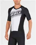 Product image for 2XU Compression Sleeved Tri Top