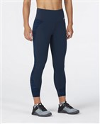 Product image for 2XU Fitness Hi-Rise Womens Compression 7/8 Tights