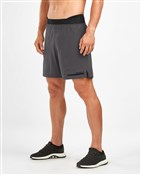 "Product image for 2XU Run 2 in 1 Comp 7"" Shorts"