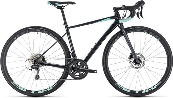 Cube Axial WS Race Womens - Nearly New - 53cm - 2018 Road Bike
