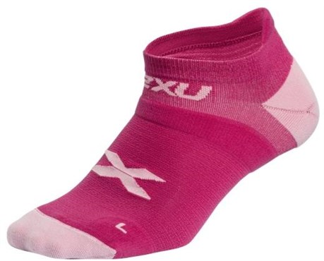 2XU No Show Womens Socks