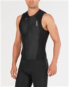 Product image for 2XU Compression Tri Singlet