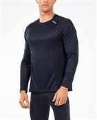 Product image for 2XU XVENT Long Sleeve Running Top