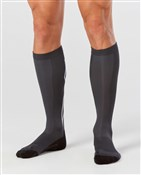 Product image for 2XU X Performance Run Compression Socks