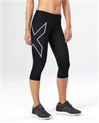 Product image for 2XU Compression 3/4 Womens Tights