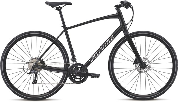Specialized Sirrus Sport Alloy Disc - Nearly New - L - 2018 Hybrid Bike