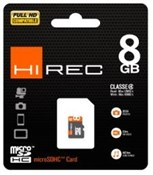 Product image for HIREC Mirco SD Card HiRec