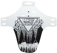 35Bikes Lucifer Designs Limited Edition Front Mudguard
