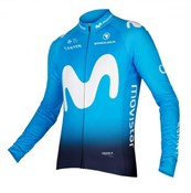 Product image for Endura Movistar Team L/S Jersey