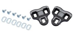 Ritchey Pedal Cleats WCS Echelon Black Zero Float