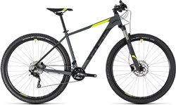 "Cube Attention SL 29er - Nearly New - 21"" - 2018 Mountain Bike"