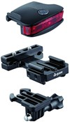 Product image for Guee B-Mount Saddle Mount Light/Bag Bracket