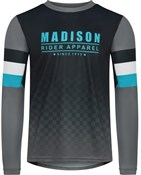 Product image for Madison Alpine Mens Long Sleeve Jersey