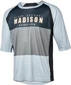 Product image for Madison Alpine Mens 3/4 Sleeve Jersey