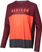 Product image for Madison Alpine Youth Long Sleeve Jersey