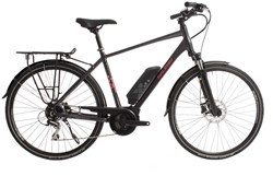Raleigh Motus Cross Bar Derailleur 2018 - Electric Hybrid Bike