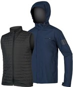 Product image for Endura Urban 3 in 1 Waterproof Jacket
