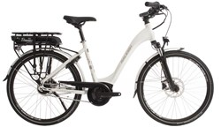 "Product image for Raleigh Motus Tour Low Step Hub 26"" Womens 2018 - Electric Hybrid Bike"