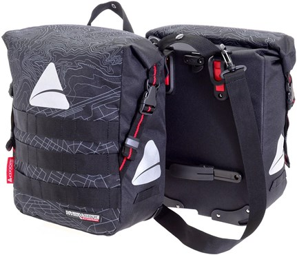 Axiom Monsoon Hydracore Pannier Bags