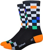 "Product image for Defeet Aireator 6"" Fast Times Socks"
