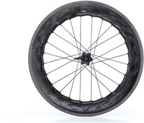 Product image for Zipp 858 NSW Carbon Clincher Rim Brake 18/24 Spoke Road Wheel