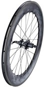 Zipp 858 NSW Carbon Clincher Rim Brake 18/24 Spoke Road Wheel