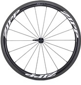Product image for Zipp 303 Firecrest Carbon Clincher Rim Brake 18/24 Spoke Road Wheel 2019